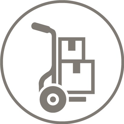 Stocked Products Icon for Retail Page of Keyport LLC