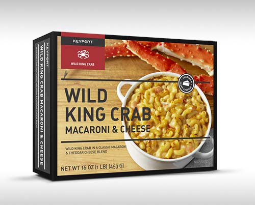 wild king crab mac and cheese-keyport-llc