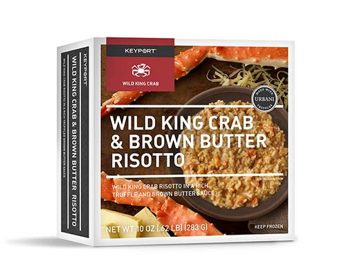 Wild-King-Crab-Brown-Butter-Risotto
