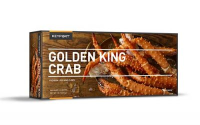 FDA to Congress: Brown King Crab to Golden King Crab