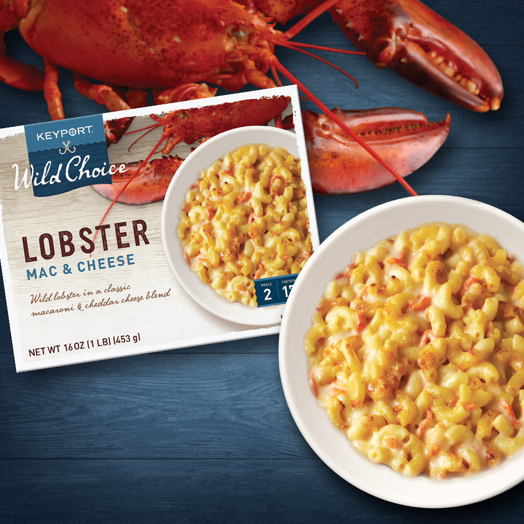 Wild Choice Lobster Mac & Cheese