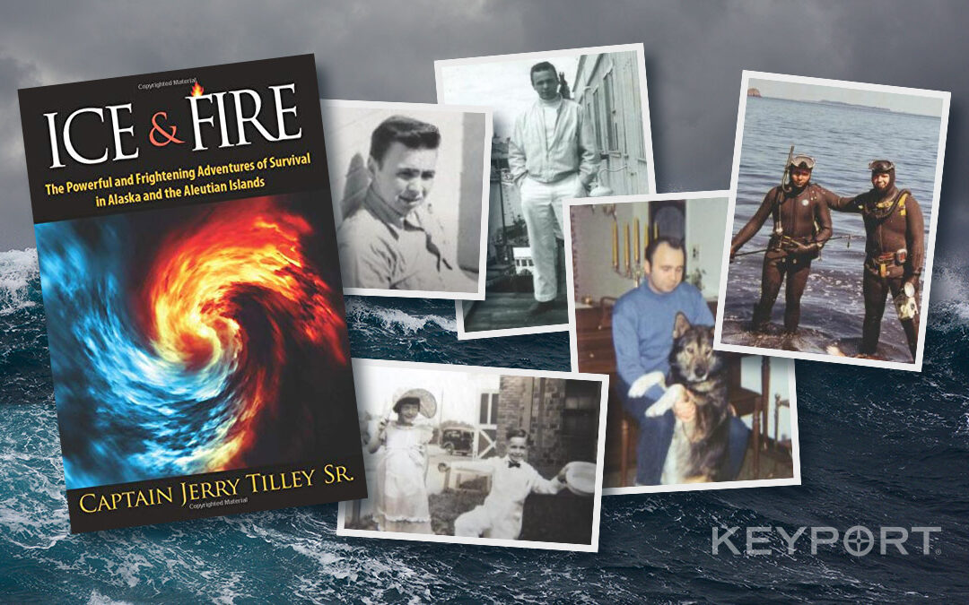 Ice & Fire: The Powerful and Frightening Adventures of Survival in Alaska and the Aleutian Islands